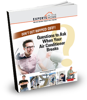 Questions to Ask when your Air Conditioner Breads eBook Cover