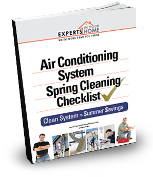 Air Conditioning System Spring Checklist Book