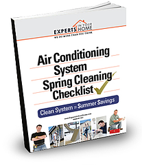 Book Cover- Air Conditioning System Spring Checklist