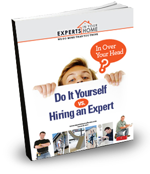 Book Cover of Do It Yourself vs. Hiring an Expert