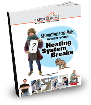 Book Cover for Questions to Ask when your Heating System Breaks