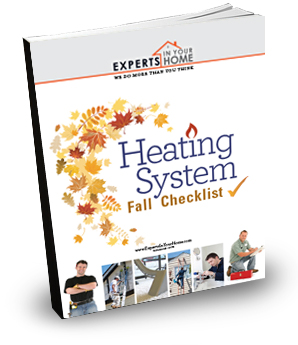 Heating System Fall Checklist Book