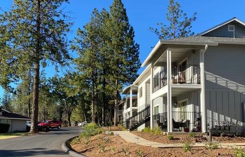 Villa Monterey Apartments Commercial Construction